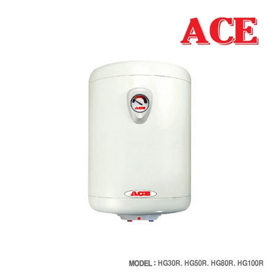 [ACE] 저장식 전기온수기 80L HG80R 2.5Kw