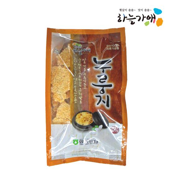 [하늘가애] 안전한 먹거리 전문 함양농협 누룽지 500g