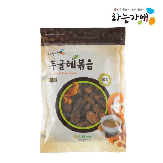 하늘가애 둥굴레볶음 200g/안전한 먹거리 전문 함양농협/둥글레볶음