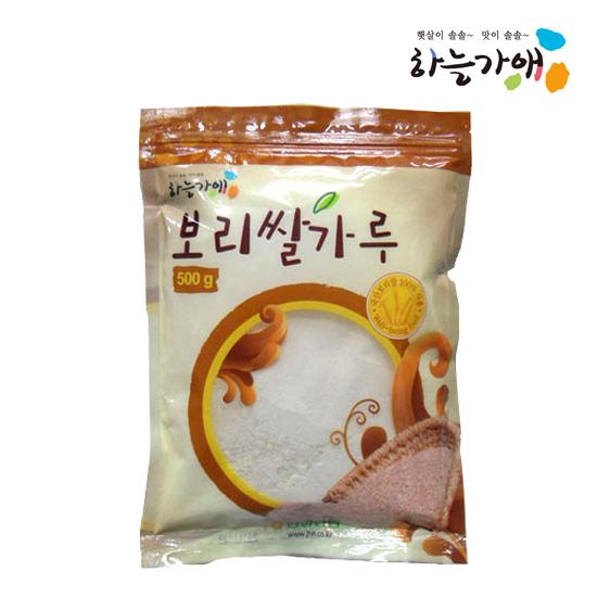 [하늘가애] 안전한 먹거리 전문 함양농협 보리쌀가루 500g