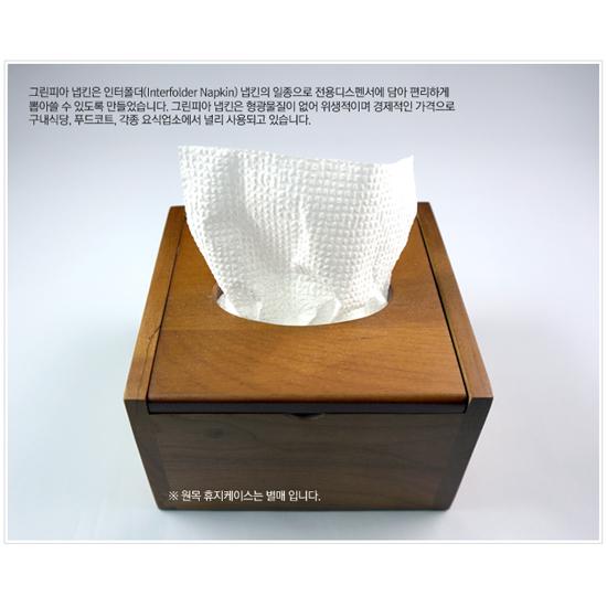 [서부산업] 뽑아쓰는 내프킨 100매*60속/1박스