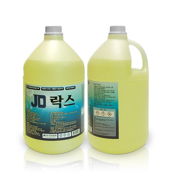 JD락스16L(4L×4)/과일 야채류 등의 음식물 소독/주방 식기류 소독/식품용기 살균소독